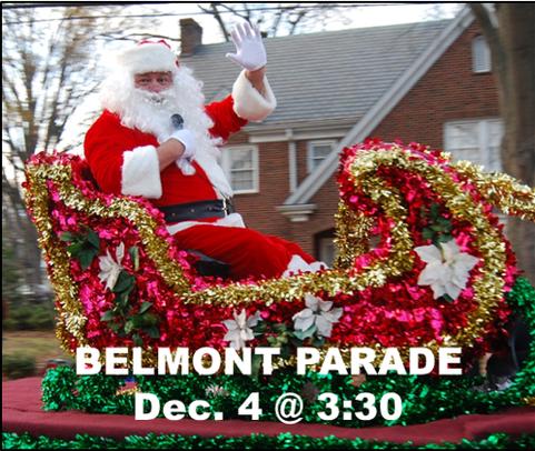 December Visit Belmont Nc
